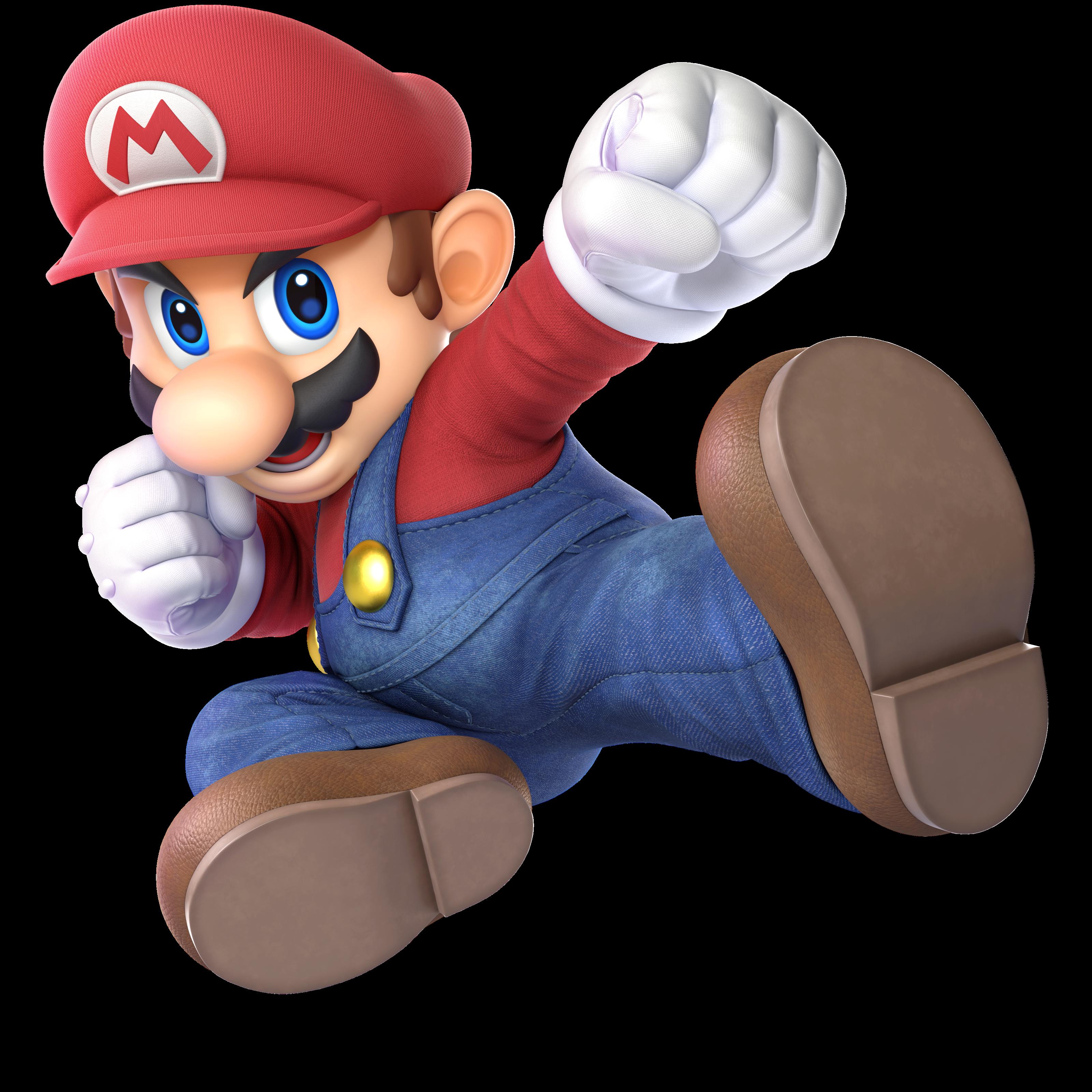 Billy's Super Smash Bros. Ultimate