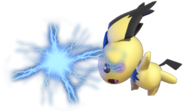 3.6.Spiky Eared Pichu using Thundershock