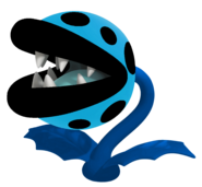 Dark Piranha Plant