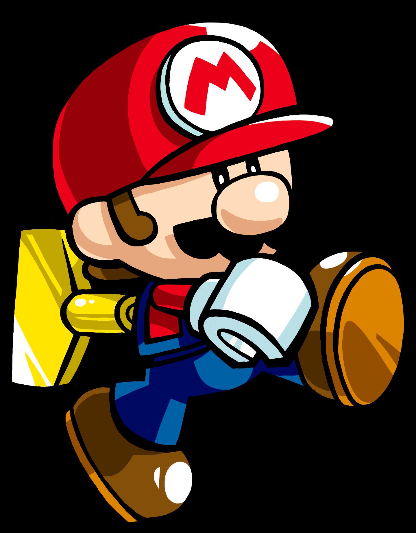Mini Mario (toy)