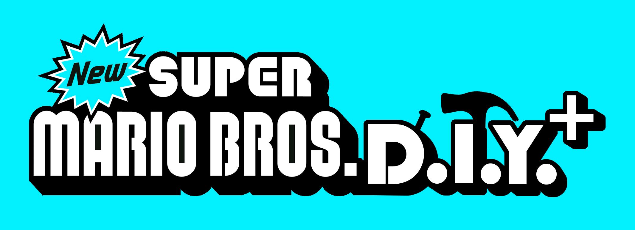 New Super Mario Bros. D.I.Y.+