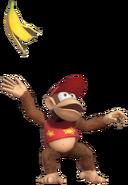 1.14.Diddy Kong Dropping a Banana Peel
