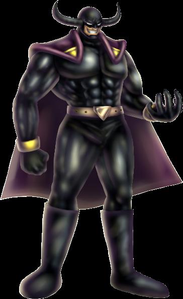 Black Shadow (SSB6)
