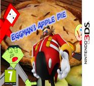 Eggman's Apple Pie Cover 3DS