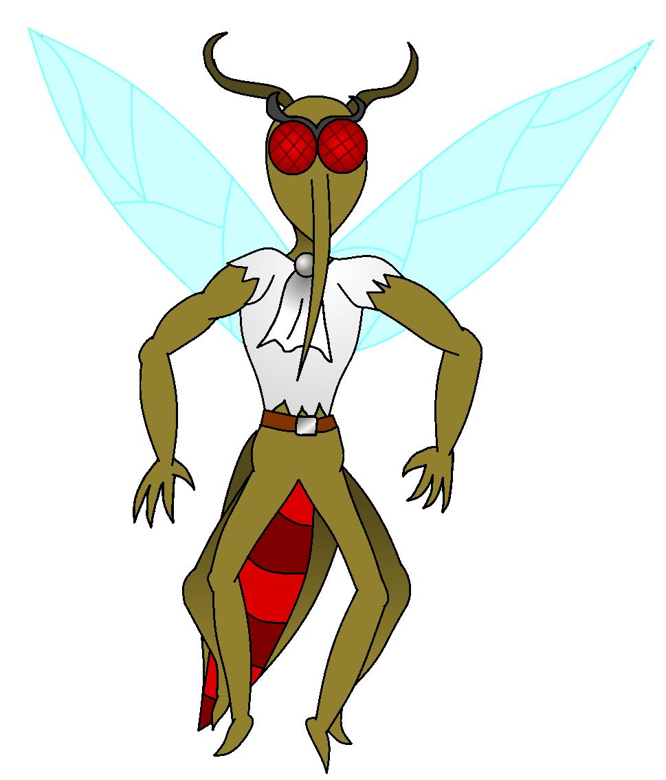 Doom Dome Battle/Mutant Mosquito