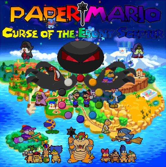 Paper Mario: Curse of the Ebony Scepter