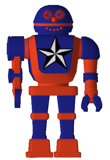 Charlie the Robot