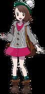 Sword Shield Female Trainer