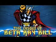 The Origin and History of Beta Ray Bill-2