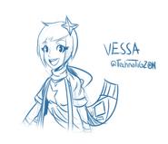 Vessa - By Tigz