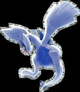 Lugia artwork - Pokemon the Movie 21