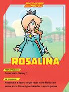 NintendoPowerCard Rosalina