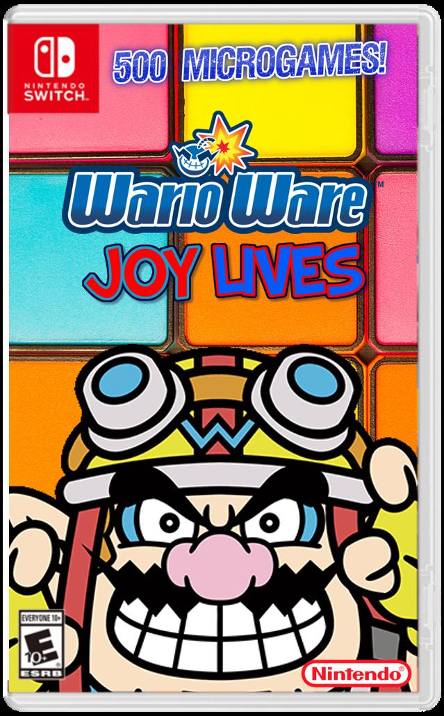 WarioWare: Joy Lives