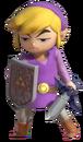 6.Purple Toon Link 1