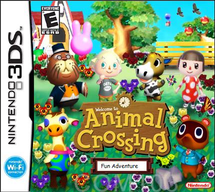Animal Crossing: Fun Adventure