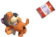 0.14.Duck Hunt Dog Kicking a Can