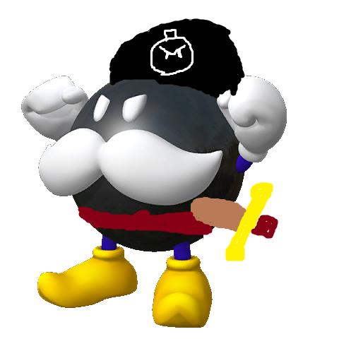 Captain Bomb