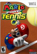 Mario Power Tennis 2 Boxart