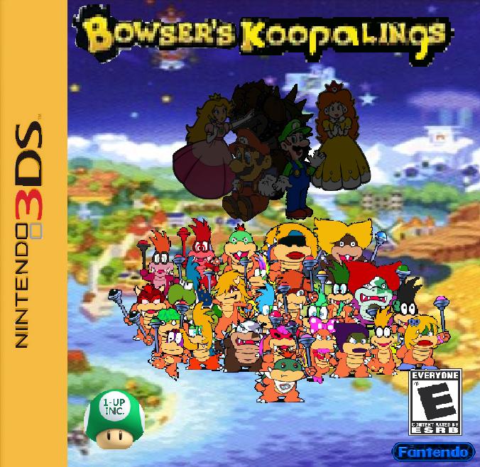 Bowser's Koopalings