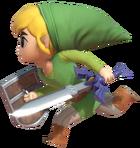 1.3.Toon Link Running