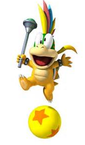 Ask the Koopa Troop 1: Lemmy Koopa