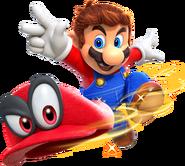 Mario Odyssey - Mario image 1