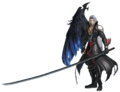 Sephiroth (KH outfit) DNT