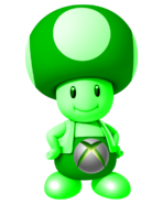 Xbox Toad