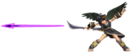 0.9.Dark Pit shooting an Arrow