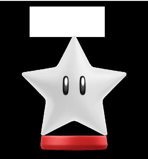 Amiibo/Silver Star