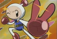 Bomberman v sign