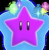 NSMBU Purple Star Artwork