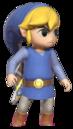 4.Blue Toon Link 1