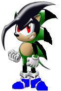 Ashura the Hedgehog X