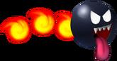 Flame Chomp - New Super Koopa Bros