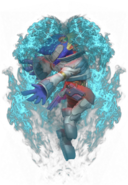 2.8.Falco using Fire Bird
