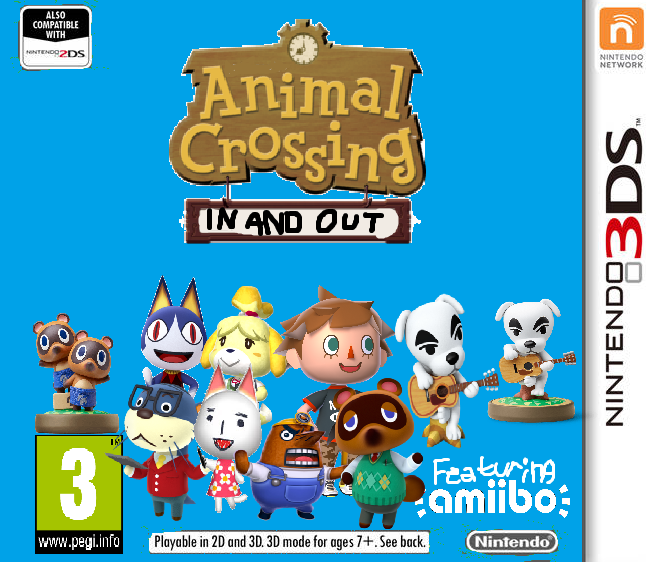 Animal Crossing: In and Out