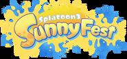 Sunny Fest Logo Splatter