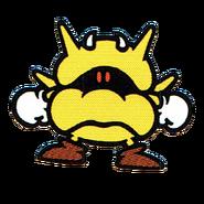 Yellow Virus NES