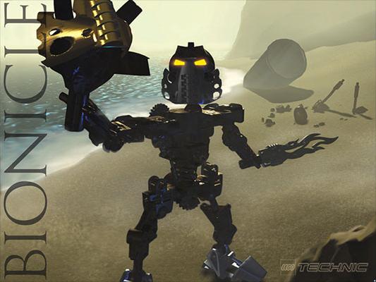 Bionicle 2001