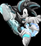 Ice The Hedgehog Ultimate 2