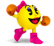 MS. PAC-MAN Charged Alt 1