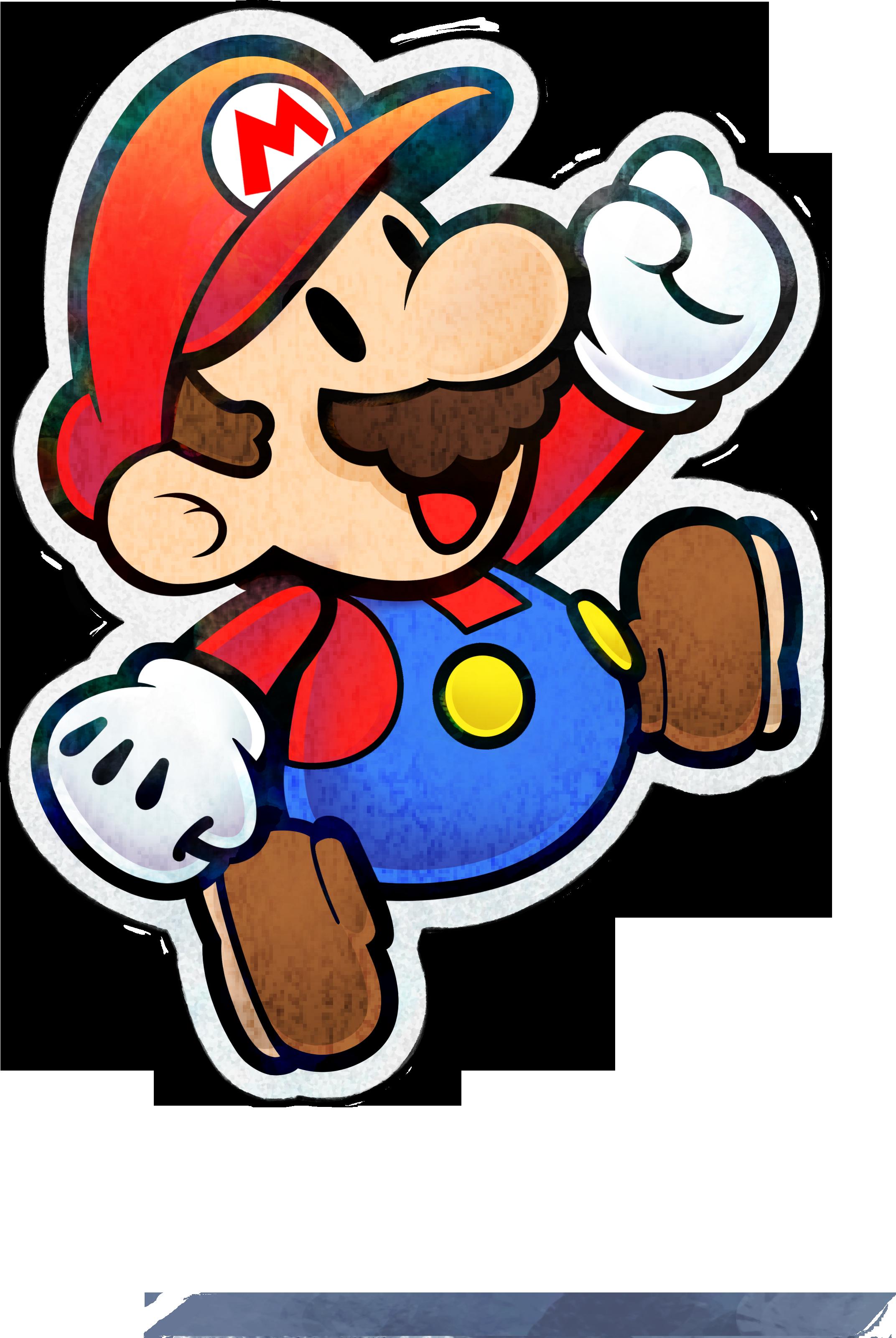 Paper Mario Quest