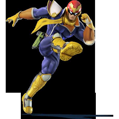 Captain Falcon (SSBH)