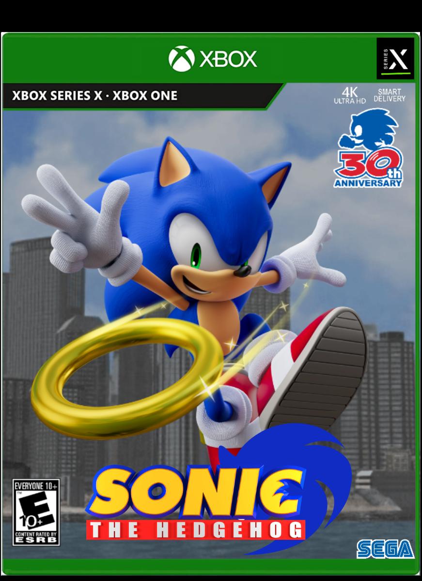 Sonic the Hedgehog 20   Fantendo   Game Ideas & More   Fandom