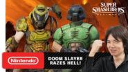 Mr. Sakurai Presents - Doom Slayer