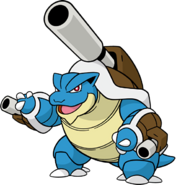 009Blastoise Mega Dream