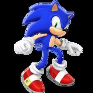Sonic New Rendee