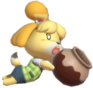 0.10.Isabelle tripping with a Pot