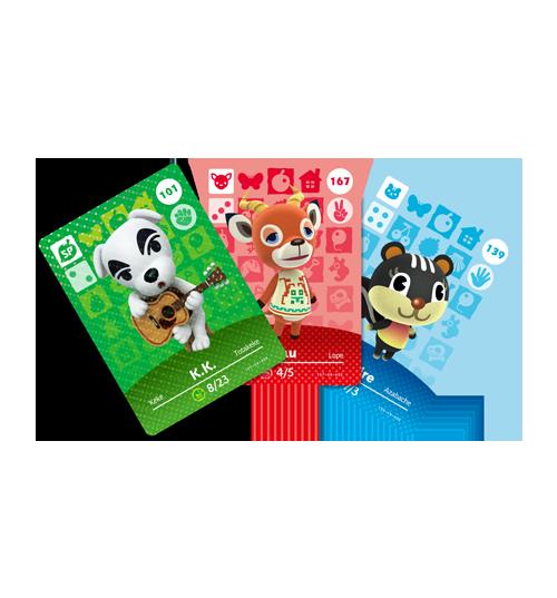 Amiibo/Animal Crossing Cards/Series 2